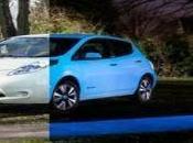 Nissan crea primer auto brilla oscuridad