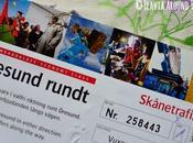 Ticket Around Sound Öresund Rundt