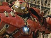 """Hulk iron enfrentan nuevo clip """"vengadores: ultrón"""""""