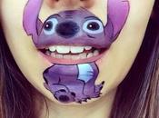 Artista maquillaje crea famosos dibujos animados rostros