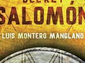 mesa Salomón. Luis Montero Manglano