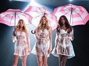 modelos Victoria's Secret marcan baile sexy