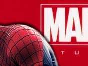 romance entre Spider-Man Marvel Studios para largo