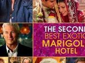 exótico hotel Marigold: genial cementerio elefantes