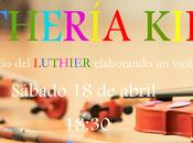 "Nuevo taller ""Luthería Kids"""