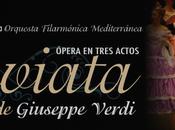 "Traviata"", Giuseppe Verdi, llega Teatro Compac Gran"