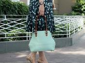 Looks cartera menta