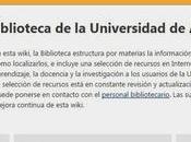 Guías temáticas Biblioteca Universidad Alcalá Henares