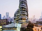 Hong Kong Jockey Club Innovation Tower Zaha Hadid