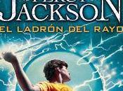 Reseña ladrón rayo Rick Riordan
