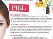 """Embellece mientras duermes"" Articulo para Revista Sunday Mexico"
