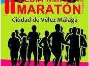 """Media Maratón Vélez Málaga 2015 """"Reto Dravet"""", Domingo Abril"""