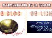 Nueva sección blog: blog, libro