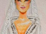 Novias ilustradas: Reina Letizia