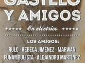 Concierto especial Gastelo Madrid Rulo, Rebeca Jiménez, Marwan...