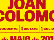 "[Noticia] Joan Colomo ""Gira Capital"""