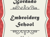 Escuela Bordado: tipos puntos Embroidery School: kinds stitches