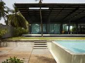 Pabellón Bambú Costa Marfil, Koffi Diabaté Architectes