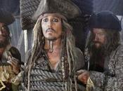 Primera imagen johnny depp piratas caribe: dead tell tales