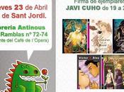 Javi Cuho Sant Jordi 2015