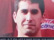 corazón futbolista Juan Lebrero dejó latir D.E.P.