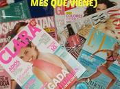 Revistas Mayo 2015 (Regalos, Suscripciones viene)