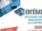 Entérate Madrid: evento tecnología, emprendimiento empleo