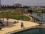 Alicante niños: parque inundable Marjal