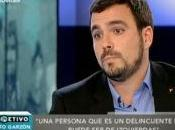 "Garzón (IU) dice Guardia Civil ""asesina inmigrantes"""