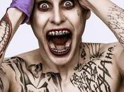 ¡ahora vistazo oficial jared leto como joker suicide squad