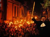 TORNAN. Noche, fuego leyenda Valle Jerte