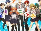 Anime: Gekkan Shoujo Nozaki-kun