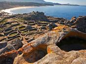 Descubren muralla original castro Baroña Coruña)