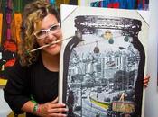 Dalia Ferreira Caracas deshuesada Google Open Gallery