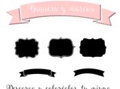 Banners para proyectos diseño.
