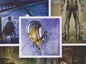 X-men: apocalipsis: nuevo concept revela cerebro, blackbird cierto pasaje misterioso egipto