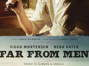 "Nuevo cartel para australia ""far from men"" viggo mortensen"
