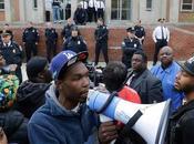 Violentas protestas Baltimore muerte gray
