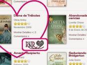 DAMA TRÉBOLES entre Mejores Novelas Románticas