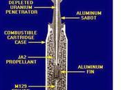 Uranio empobrecido, bombas centrales nucleares
