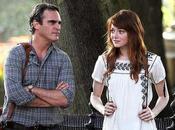 Joaquin Phoenix sólo enseña Filosofía Emma Stone tráiler 'Irrational Man'