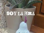 Amigurumis: Patrón pera crochet