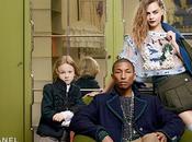 Cara Delevingne Pharrell Williamns reunen para nueva campaña Chanel