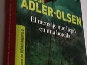 """mensaje llegó botella"""" (Jussi Adler-Olsen)"""