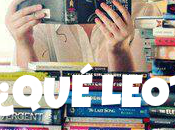 ¿Qué leo? Abril 2015