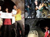 Totoro gana East Cosplay Contest Udine (Italia)