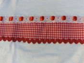 Customizando camiseta estilo provenzal