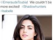 Confirmado actriz Isabelle Sahdowhunters