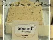 Snowcone soap: review