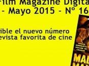 Número revista Film Magazine Digital -Mayo 2015-
